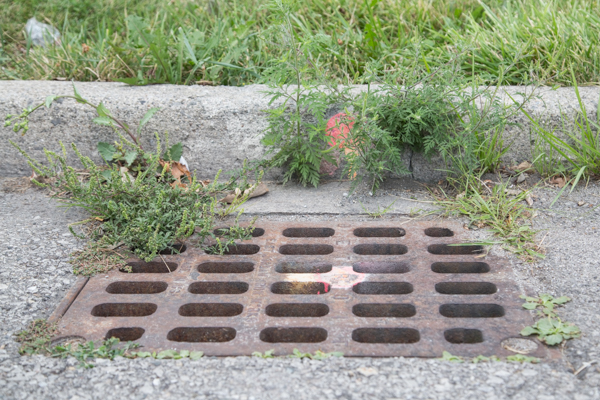 Detroit's sewer system is aging and over-burdened by stormwater