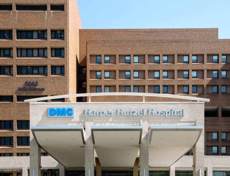 Hutzel Hospital of the Detroit Medical Center