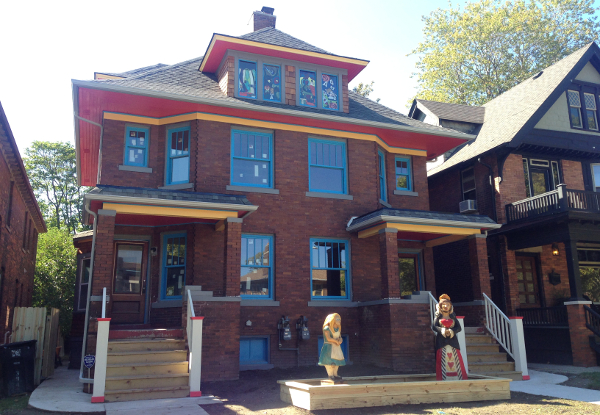 Woodbridge Developer Continues Line Of Fable Themed Rehabs With Wonderland House