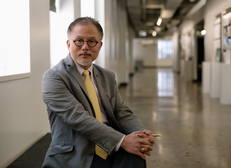 Sooshin Choi, Provost of the College for Creative Studies