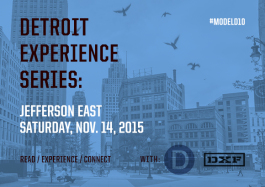 Detroit Experience Series