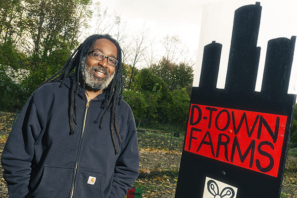 Malik Yakini, Detroit Black Food Security Network & D-Town Farms