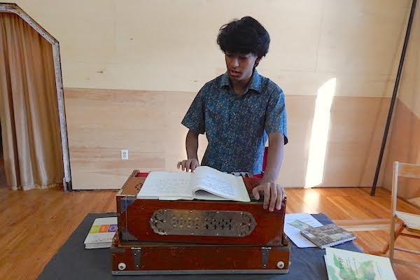 Bangla School of Music student Maruf Sourav