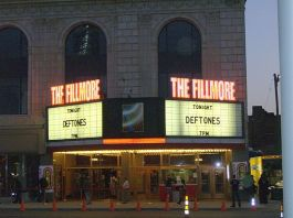 Palms Building, home of The Fillmore Detroit
