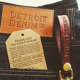 Detroit Denim Co.