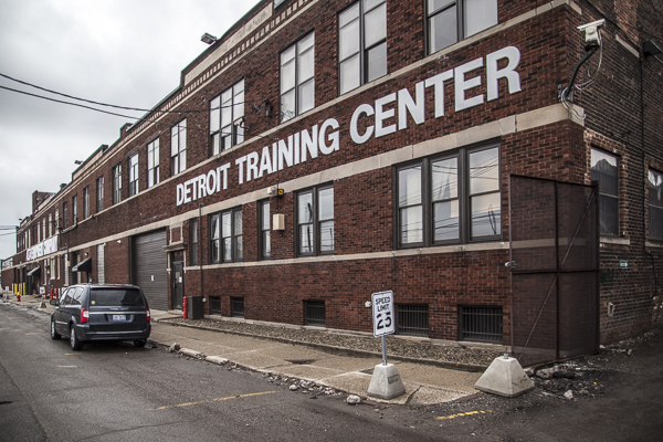 The Detroit Training Center