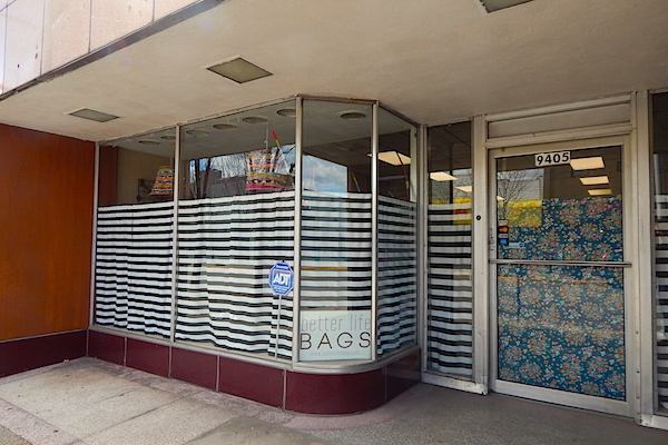 New location for Better Life Bags