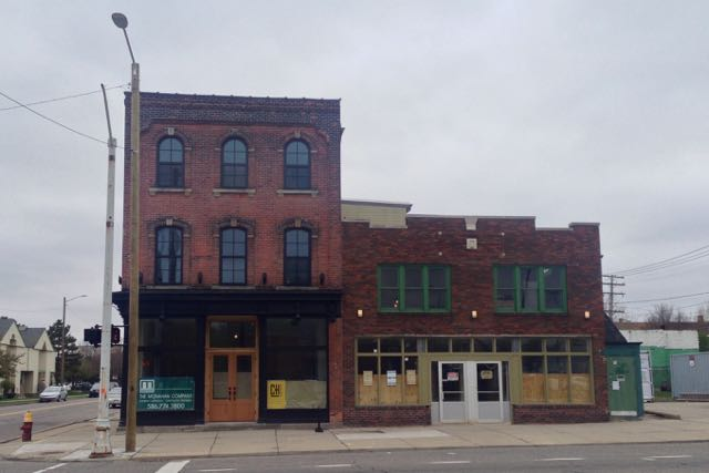 The building that will house Mama Coo's Boutique