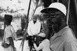 """SEMBENE!"" is about the life and work of Ousmane Sembene"