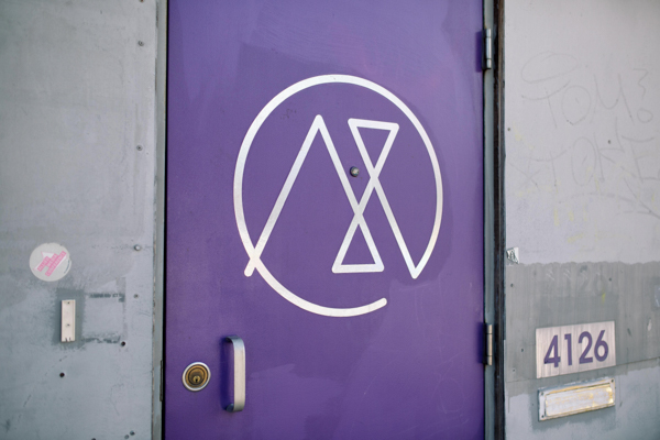 Front door of AMP