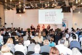 Panel at the City of Design launch