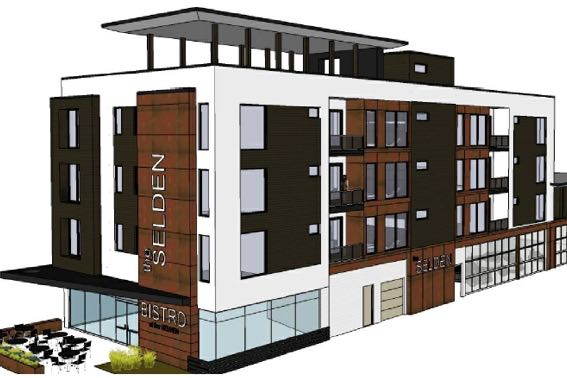 Rendering of The Selden