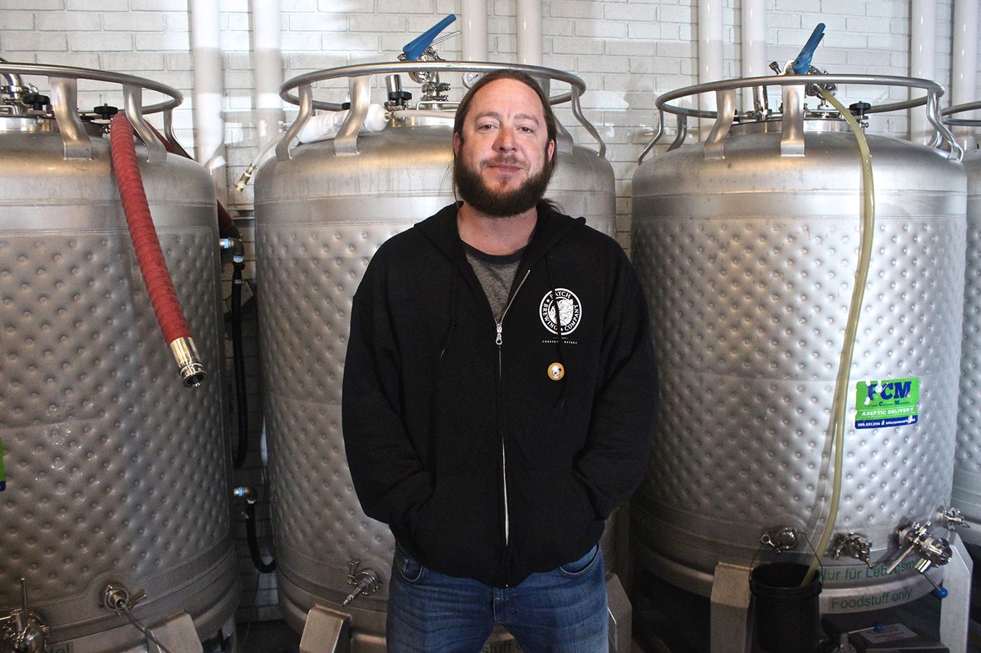 Stephen Roginson of Batch Brewing Company