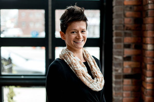 Jen Rusciano, executive director of Detroit Food Academy