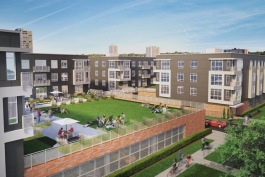 Rendering of Ducharme Place