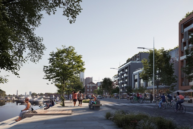 March development news round-up: Detroit Riverfront takes