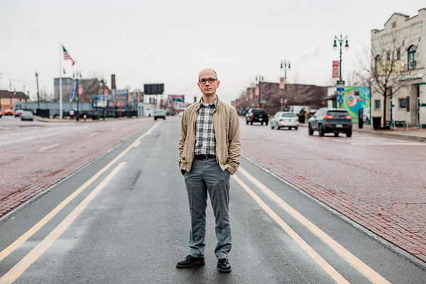 Historian Paul Szewczyk, who runs the blog Detroit Urbanism