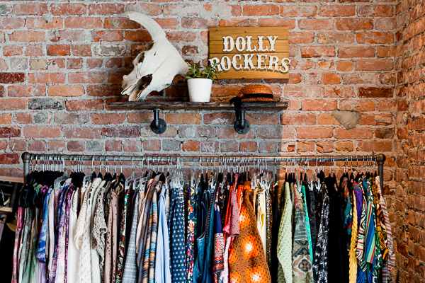Clothing from Dolly Rocker's Handmade and Vintage