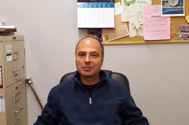 Ray Formosa, co-owner of Brooks Lumber