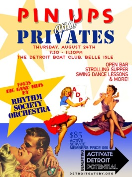 Pinups and privates