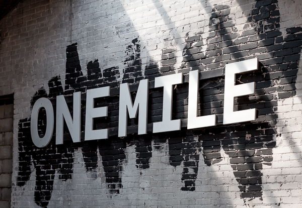 ONE Mile, a gallery and event space in the North End