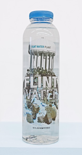 Selling Flint S Water Art Installation Raises Funds And
