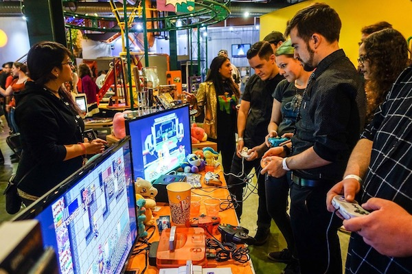 An After Dark gaming event