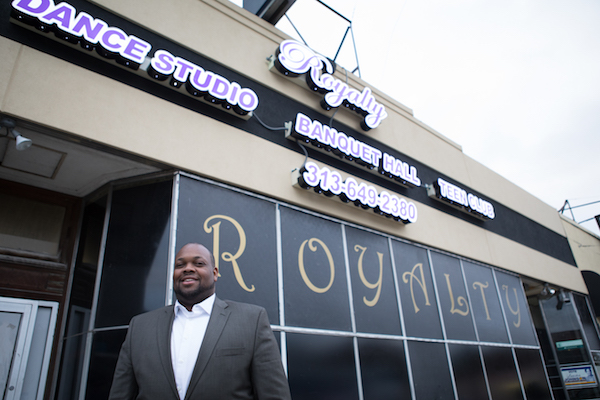 Howard Brown, Owner of Royalty Dance Studio