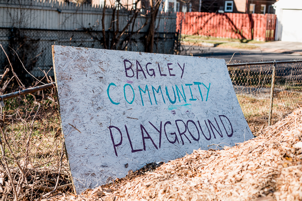 Bagley pocket park