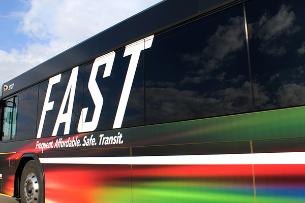 New FAST bus service