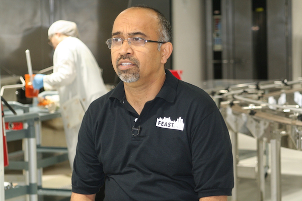 Amit Makhecha, co-founder of FEAST