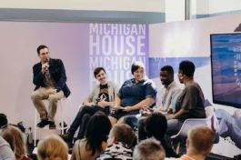 Michigan House SXSW list