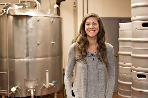 Behind every good beer in metro Detroit, there's a great woman