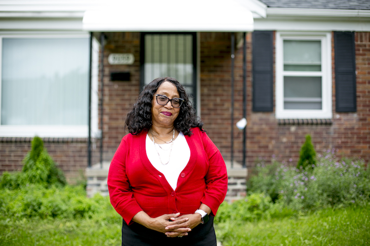 Dina Harris, founder and CEO of National Faith HomeBuyers