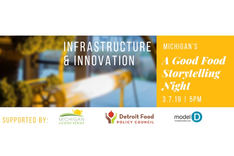 Detroit Food System Trailblazers Take The Stage On March 7