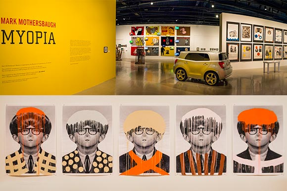Mark Mothersbaugh's Myopia