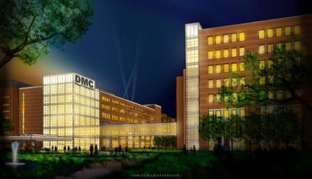Detroit Medical Center Expansion