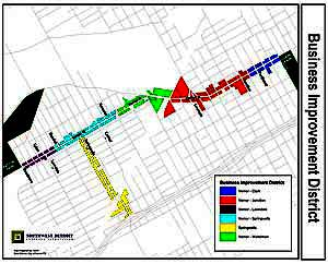 Southwest Detroit Secures Stateu0026#39;s First Business Improvement District