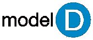 Model D Logo